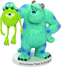 Precious Moments, Disney Showcase Collection, You're Always There To Pick Me Up Monsters, Inc, Bisque Porcelain Figurine, ...