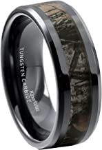 camo rings for him