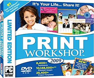 Print Workshop 2009: Limited Edition (Jewel Case)