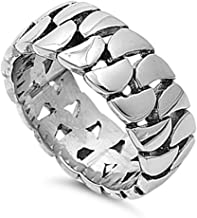 Best tire track wedding rings Reviews