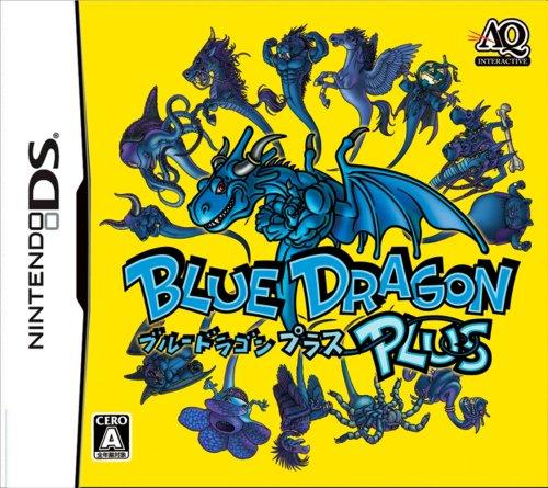 Blue Dragon Plus Ds (japan import)