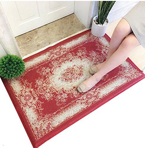 Flashing Europese deur tapijt ring stofdicht vuil mat anti-slip mat Amerikaanse stijl ingang PVC voetpad