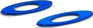 Oakley Turbine Rotor Icon Kit Aviator Replacement Sunglass Lenses Team Blue 0 mm