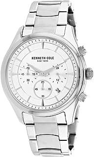 ساعة كينيث كول للرجال KC50946001 كوارتز فضية