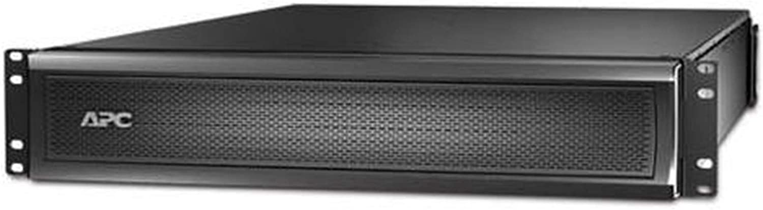 APC 2DX4705 - SMX120RMBP2U External Battery Backup with Extended Run Option, Rack/Tower, Sold as 1 Pack