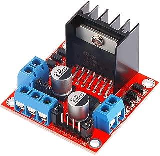 L298N Stepper Motor Driver Dual H-bridge DC Stepper Motor Driver Controller Board Module for Arduino