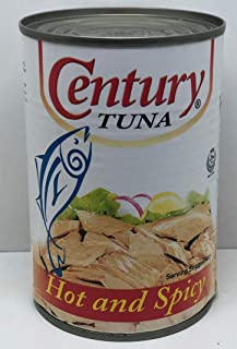 Century Tuna Flakes Hot & Spicy , 420 gms