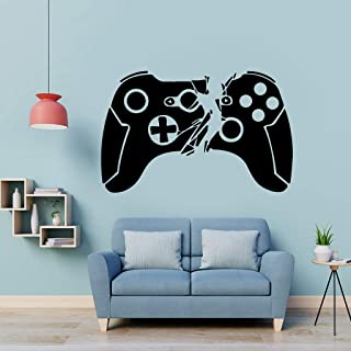 Holly LifePro Gamer Wall Decal Poster Lettering Wall Stickers Murals for Boys Bedroom Playroom Art Design Stickers Wall fo...