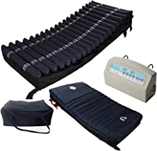Medical MedAir Low Air Loss Mattress Replacement System with Alarm, 8