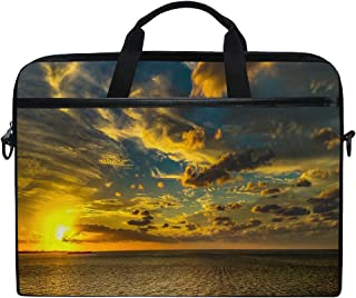 Sunset in The Dusk 14 15inch Laptop Case Laptop Shoulder Bag Notebook Sleeve Handbag Computer Tablet