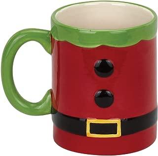 napco santa mug