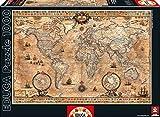 Educa - 15159 - Puzzle Classique - 1000 - Cartes Historiques by Educa