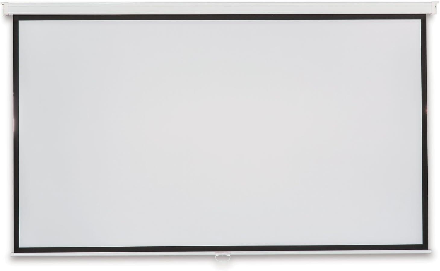 ViewSonic PJ-SCW-1001W Matt White 100 Inch 16:9 Projection Screen