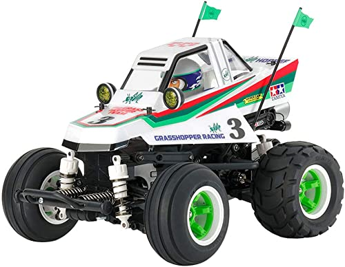 TAMIYA RC 1 10 Comical Grass Hopper (WR-02CB Chassis) XB Expert Built Series 2.4 GHz Specification [57908]