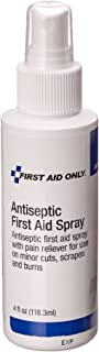 First Aid Only 13-080 First Aid Antiseptic Spray