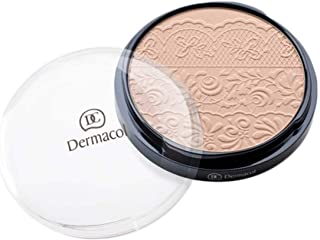 Dermacol Compact Powder with Lace Relief - 8 g, 02