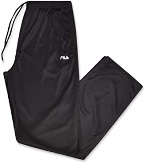 Men's Big and Tall Athletic Dri Power Open Bottom Workout Pant