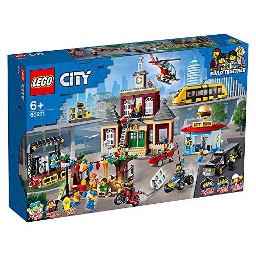 LEGO City - Largo Principal - 60271