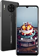 """Unlocked Smartphone 3-Day-Battery Fingerprint-Detection - Android 10 2GB+16GB ROM,6.2"""" HD+ 13MP Quad Rear Camera,4G Dual S..."""