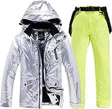 STILLKEEPER Men's and Women's Ski Suit Waterproof Snowboard Jackets and Pants Outdoor Snowsuit