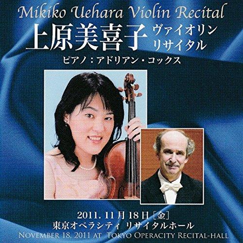 Frank violin sonata 2nd.mov. Mikiko Uehara