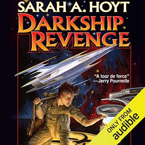Darkship Revenge  By  cover art