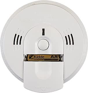 Kidde KN-COSM-XTR-B Nighthawk Combination Carbon Monoxide, Fire, and Smoke Intelligent Alarm (2 Pack) by Kidde