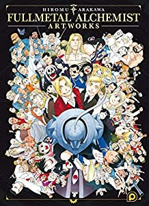 FullMetal Alchemist - Recueil d'illustrations Edition simple One-shot