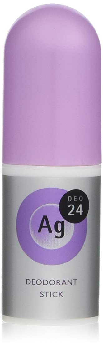 ホイットニー誠実周波数エージーデオ24 デオドラントスティックEX フレッシュサボンの香り 20g (医薬部外品)