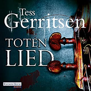 Totenlied                   Autor:                                                                                                                                 Tess Gerritsen                               Sprecher:                                                                                                                                 Mechthild Großmann                      Spieldauer: 9 Std. und 22 Min.     853 Bewertungen     Gesamt 4,3