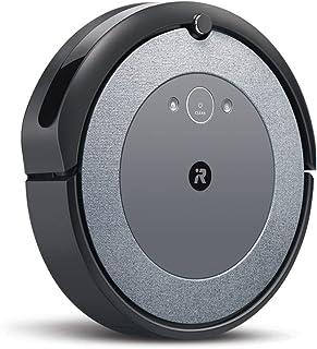 Robot odkurzający z Wi-Fi iRobot Roomba i3552 ze stacją Clean Base z funkcją automatycznego usuwania brudu – 2 gumowe szcz...