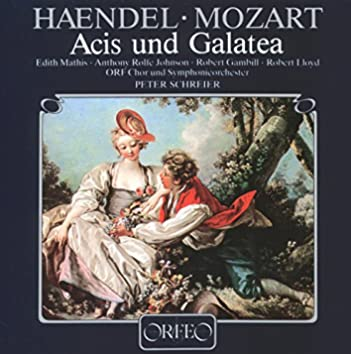 Mozart: Acis and Galatea, K. 566 (Sung in German)