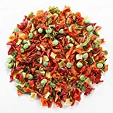 Yimi Dried Vegetables, Dehydrated Vegetables Mix For Soup, Dried Veggie, Organic, Non Gluten, 17.6 ounces