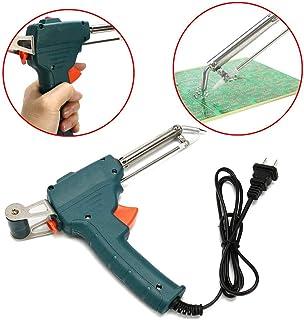 Denret3rgu 220V 60W de mano, calefacción interna, soldadura, soldador, pistola, kit