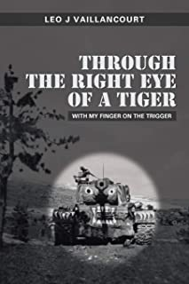 Through The Right Eye Of A Tiger: With My Finger on the Trigger