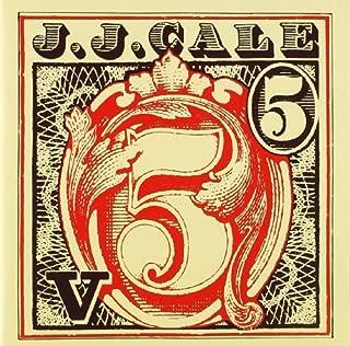 5 by J.J. CALE (1990-03-12)