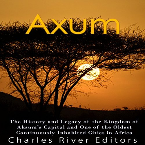 Axum audiobook cover art