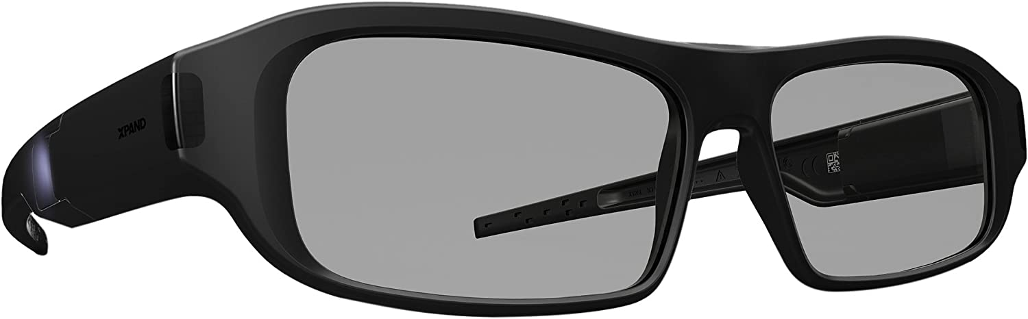 XPAND X105-IR-X1 Rechargeable 3D Multibrand Brand Cheap Sale Venue Glasses Quality inspection Infrared
