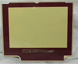 Game Boy Advance SP (GBA SP) 20th Anniversary [Famicom] Screen Protector (Lens)