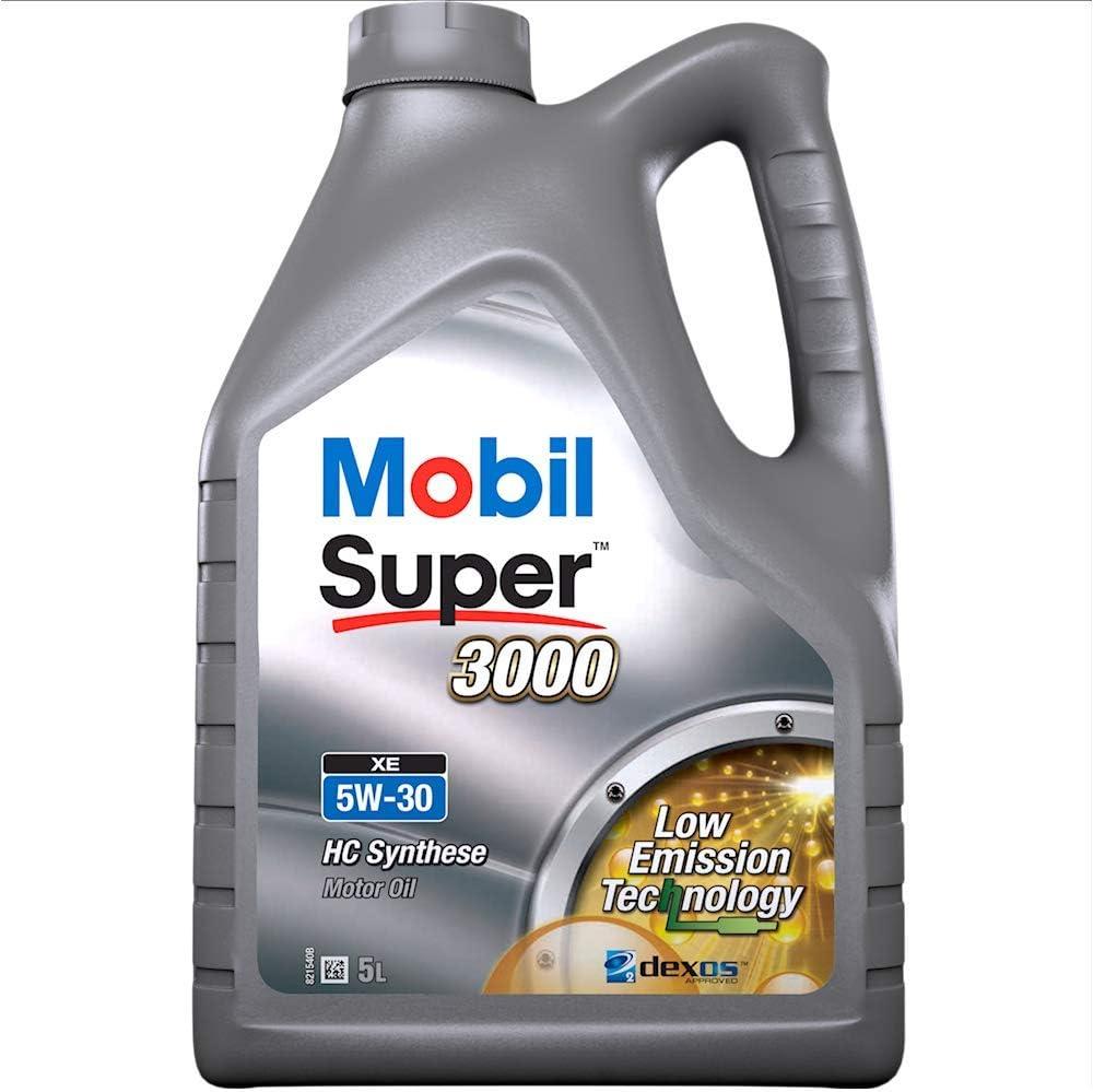 Mobil Super 3000 Xe 5w 30 5l Auto