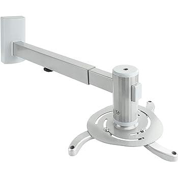 Tooq PJ4015WTN-S - Soporte para proyector, giratorio e inclinable ...