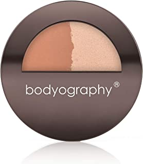 Bodyography Every Finish Powder (Sunsculpt): Bronzer and Highlighter Duo | Sculpts & Shine | Gluten-Free, Cruelty-Free