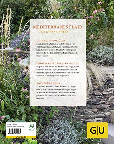 Mediterrane Gärten gestalten - 2