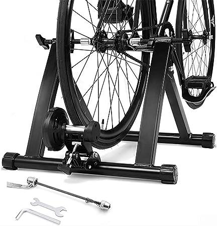 Rodillos Para Bicicletas, Entrenador De Bicicletas Plegable ...