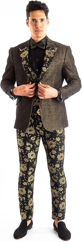 Barabas Marigolds Gold Jacket XS/36 Pants 30