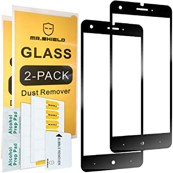 ClearTouch Crystal ZTE Blade L130 Screen Protector 2-Pack BoxWave HD Film Skin Shields from Scratches for ZTE Blade L130