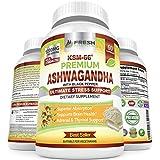 Ashwagandha KSM-66 by Fresh Healthcare, 1200mg Pure and...
