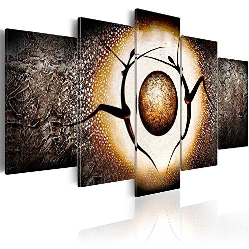 murando - Cuadro en Lienzo 200x100 - Impresión de 5 Piezas Material Tejido no Tejido Impresión Artística Imagen Gráfica Decoracion de Pared Personajes Cifras h-A-0015-b-m