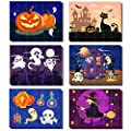 Halloween Puzzle for Kids Pack of 36 - Halloween Party Favors Games Jigsaw Puzzles with 6 Designs Assorted 24-Piece Halloween Puzzles(5.5 x 7.3 in, 36-Pack)
