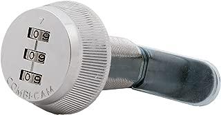 Combi-Cam 7850R-XL Combination Cam Lock, 1-3/8